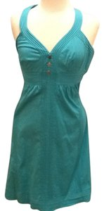 Antonio Melani short dress Turquoise on Tradesy
