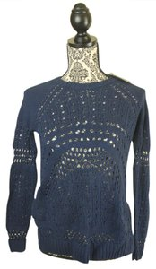 BCBGMAXAZRIA Pointelle Sweater
