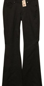 Bishop of Seventh Dress Grey Flare Pants Coal