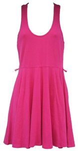 Living Doll short dress Pink Racerback on Tradesy