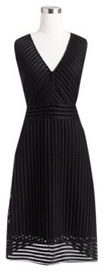 J.Crew Eyelet Cocktail A-line Party Machine Washable Dress