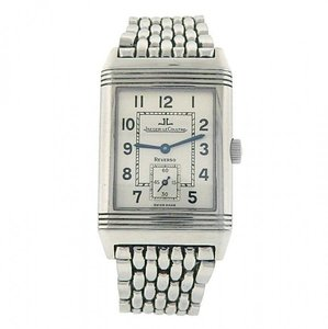 Jaeger-LeCoultre Jaeger-LeCoultre Reverso Grande Taille 270.8.68 Steel Manual Silver