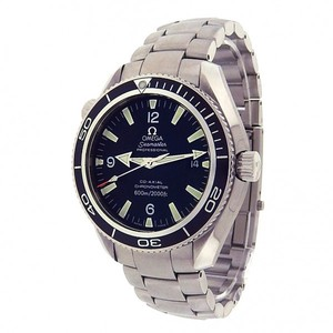 Omega Omega Seamaster 2201.50.00 Stainless Steel Automatic Black Men's Watch