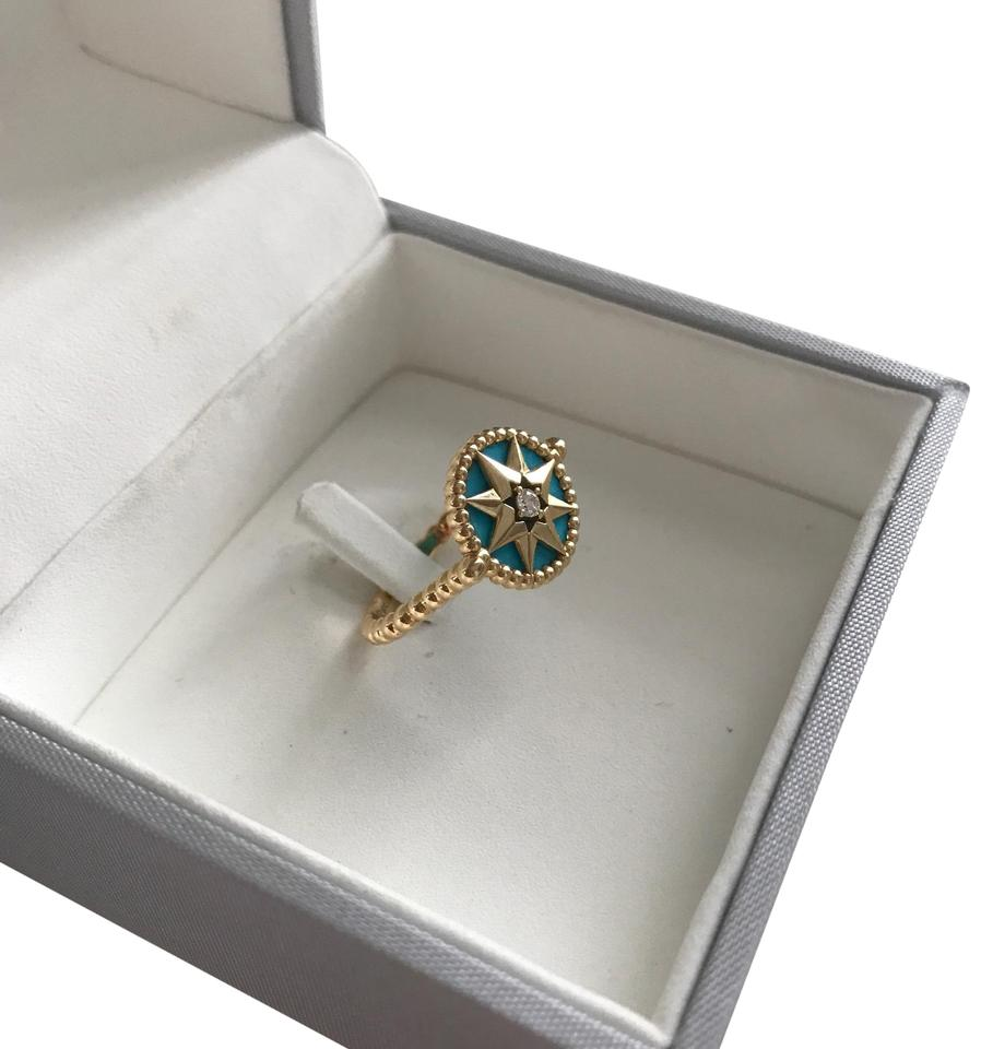 0b8aa9dd00 Gold Rose Des Vents Ring