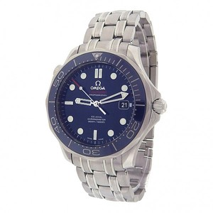 Omega Omega Seamaster 212.30.41.20.03.001 Stainless Steel Automatic Blue Men
