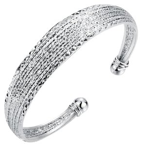 Other 925 Sterling Silver Europe Classic Opening Flex Bracelet