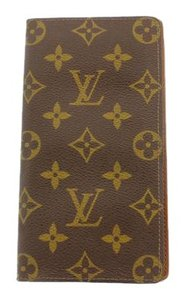 Louis Vuitton Louis Vuitton Monogram Porto Cartes Credit Bifold Wallet N60825
