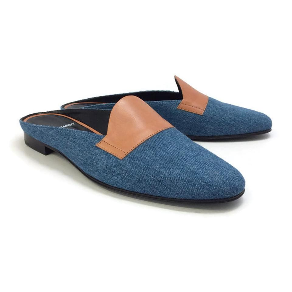 LADY Pierre Hardy Mules/Slides Denim Kc07 Mules/Slides Hardy New product bf0986