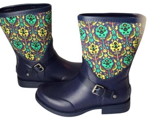 UGG Australia Nwt New With Tags Navy / Multi Boots