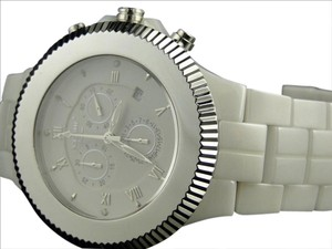 IceTime New Icetime Aqua Master joe Rodeo Ceramic Paradise Watch 45 MM