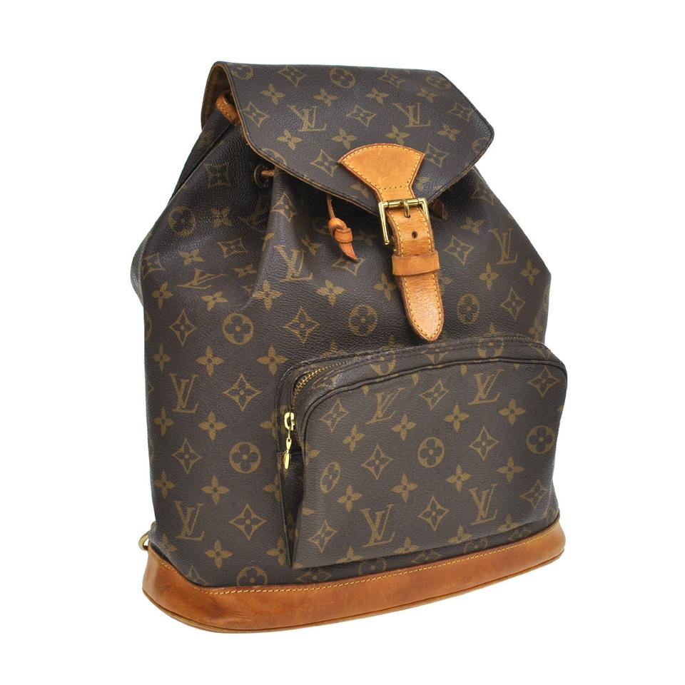 louis vuitton montsouris backpack tradesy. Black Bedroom Furniture Sets. Home Design Ideas