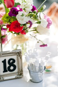 10 Silver Beautiful Vintage Style 3x3 Table Number Frames!