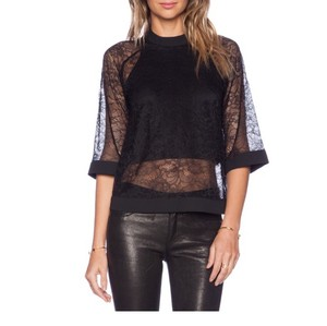 BCBGeneration Top Black