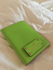 Kate Spade Leather Passport Case