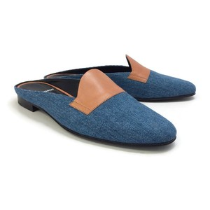 Pierre Hardy denim Mules