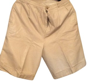 Bergdorf Goodman Bermuda Shorts cream