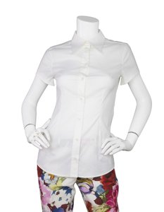 Dolce&Gabbana Dolce & Gabbana D&g Button Down Shirt White