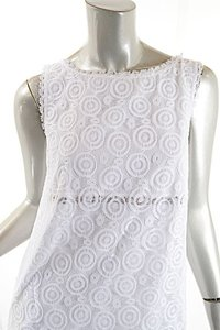 Philosophy di Alberta Ferretti short dress White Sleeveless Beach Summer on Tradesy