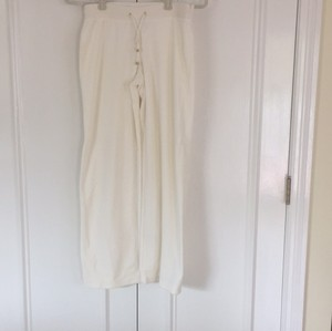 Victoria's Secret Straight Pants winter white