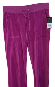 Juicy Couture Bougainvillea booty long pant solid0057939959