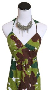 Trina Turk Top brown/ green