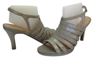 Naturalizer Neutral with silver sheen, Sandals