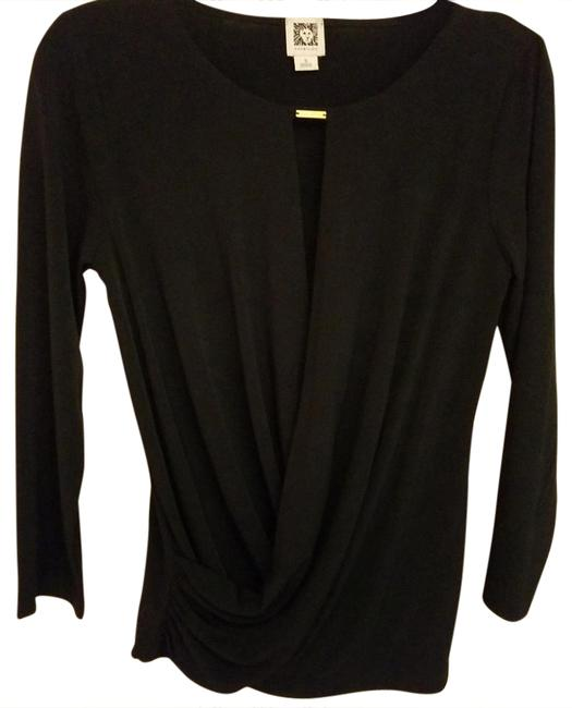 Preload https://img-static.tradesy.com/item/20907542/anne-klein-black-rn-54050-night-out-top-size-6-s-0-1-650-650.jpg