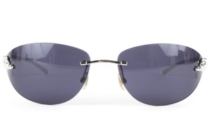 Cartier Cartier platinum jaguar frameless sunglasses