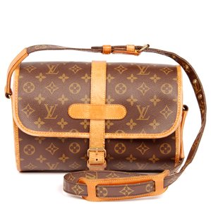 Louis Vuitton Canvas Marne Vintage Cross Body Bag