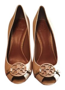 Tory Burch Bone Wedges