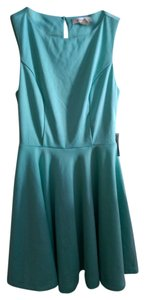 Forever 21 short dress mint Skater on Tradesy