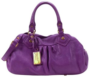Marc by Marc Jacobs #marc #groovee #classic Q Satchel in Violet