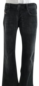 Diesel men's black jeans (30) Straight Leg Jeans