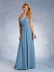 Alfred Angelo Once Upon A Time Blue 7333l Dress