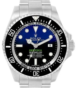 Rolex Rolex GMT Master II Blue Red Pepsi Bezel Mens Watch 16710 Box Papers