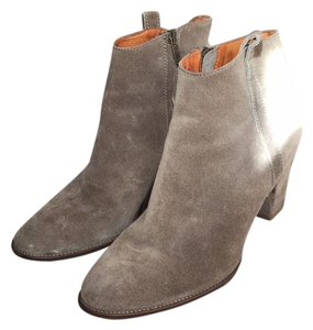 Madewell Neutral green/brown Boots
