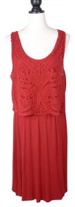 Lilka Lace Anthropologie Dress