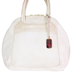 Vince Camuto Satchel in white