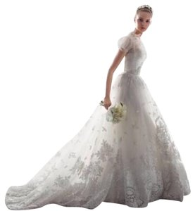Oscar De La Renta 12e04 Wedding Dress