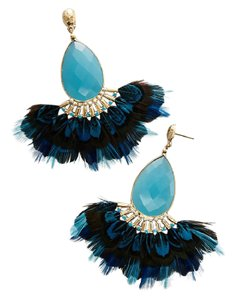 Gas Bijoux Paonne Earrings By