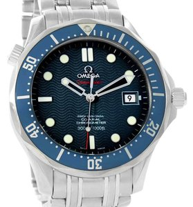 Omega Omega Seamaster James Bond 300M Co-Axial 41mm Watch 2220.80.00
