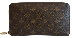 Louis Vuitton Louis Vuitton X-Large Zippy Wallet Monogram