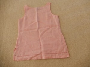 Magaschoni Petite Small Xs Ps Top pink