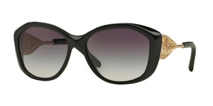 Burberry Burberry Sunglasses BE 4208Q 3001/8G Black/Gradient Grey