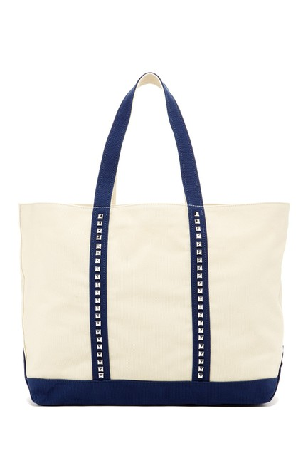 Item - New Studded Pink Canvas Tote