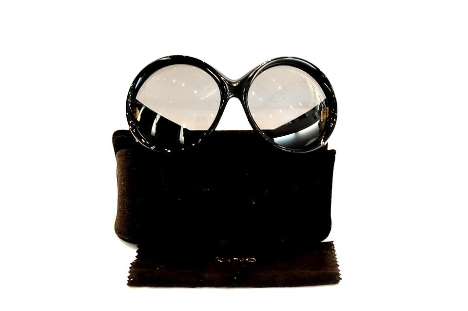 f2d0248f3d7 Tom Ford Ali Oversized Round Sunglasses TF0221 Image 9. 12345678910