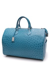 Louis Vuitton Satchel in Turquoise