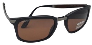 Serengeti FOLDING SERENGETI PHOTOCHROMIC Sunglasses VOLARE 8494 PRT Black Frame