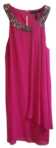 Coast Fun Fuchsia Dress