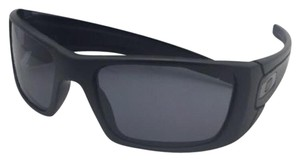 Oakley New OAKLEY Sunglasses FUEL CELL OO9096-30 60-19 Matte Black w/ Grey